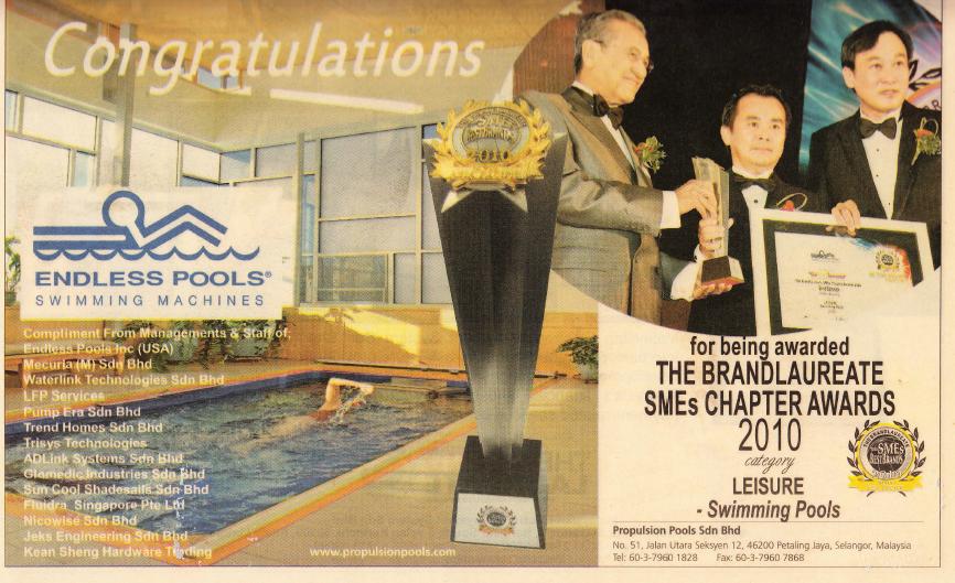 THE BEST BRANDS AWARDS 2010 1