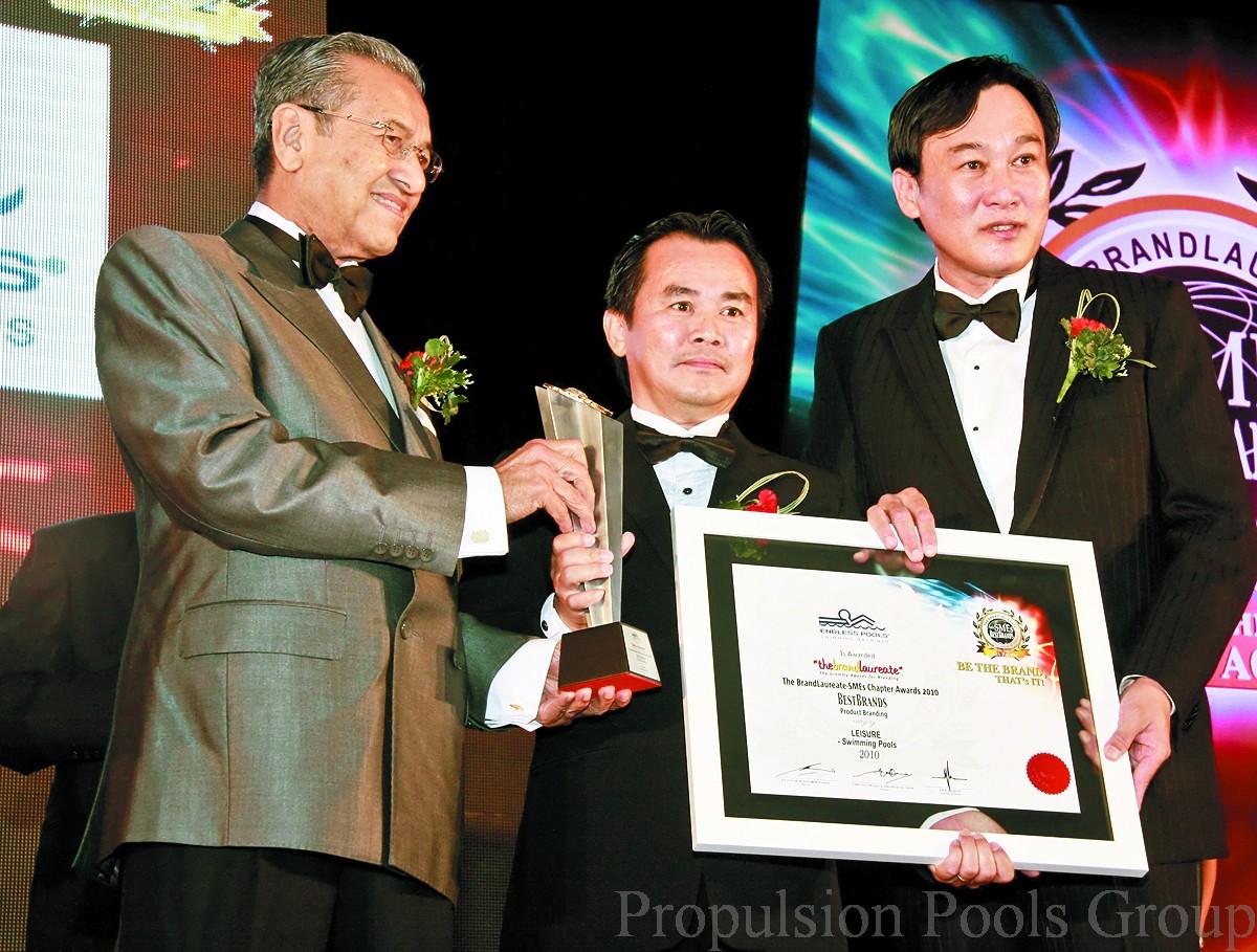 THE BEST BRANDS AWARDS 2010 2