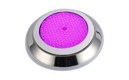 Hentech S/SWall Mount21W / 12V LED [RGB]Underwater Light