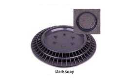 Color Match Pool Fittings 8″ VGB Main Drain Frame & Grate Cover