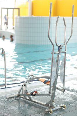 Elly – Elliptical Swimming Pool Bike
